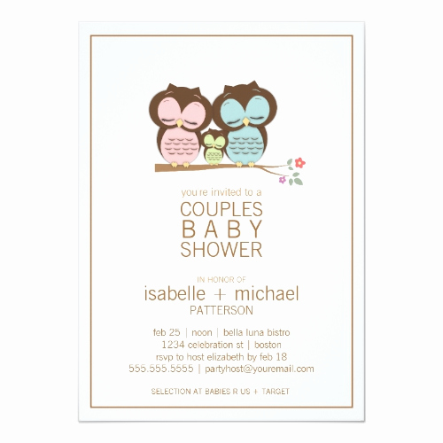 Couples Baby Shower Invitation Wording Best Of How to Word A Double Baby Shower Invitation Ehow