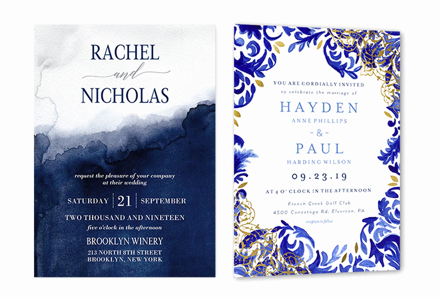 Couples Hosting Wedding Invitation Wording Best Of 35 Wedding Invitation Wording Examples 2019