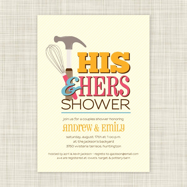 Couples Shower Invitation Templates Awesome 21 Best Wedding Shower Images On Pinterest