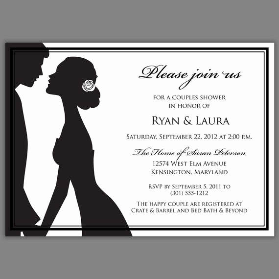 Couples Shower Invitation Templates Free Awesome Unavailable Listing On Etsy