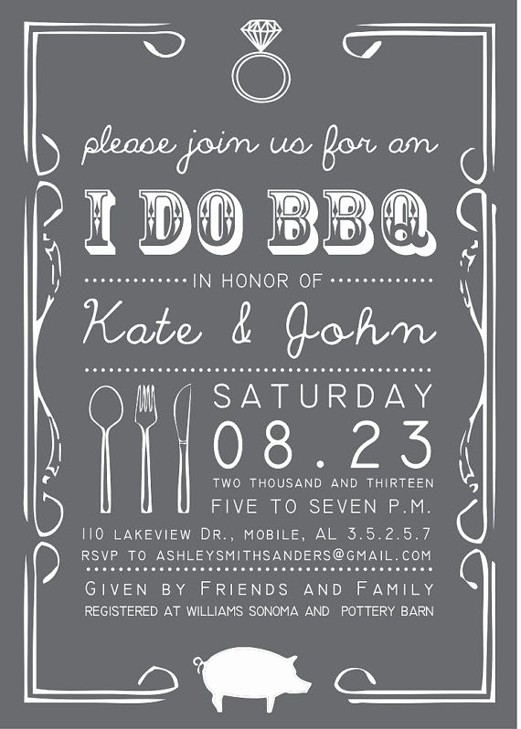 Couples Shower Invitation Templates Free Best Of 84 Best Images About Bbq Couples Wedding Shower On Pinterest