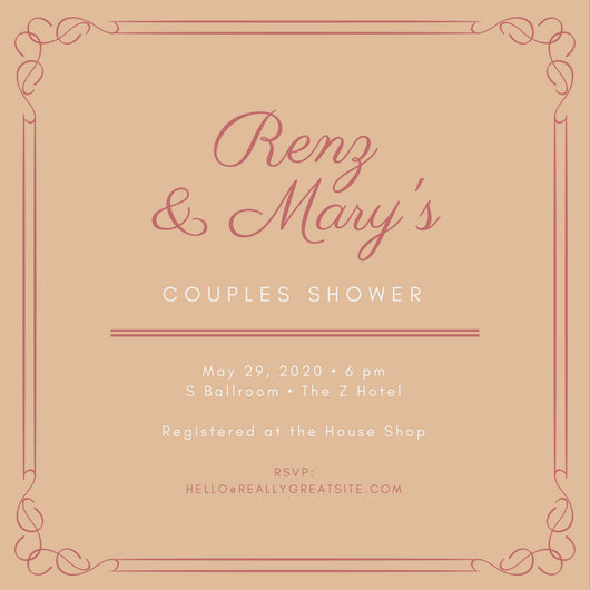 Couples Shower Invitation Templates Free Inspirational Customize 636 Bridal Shower Invitation Templates Online