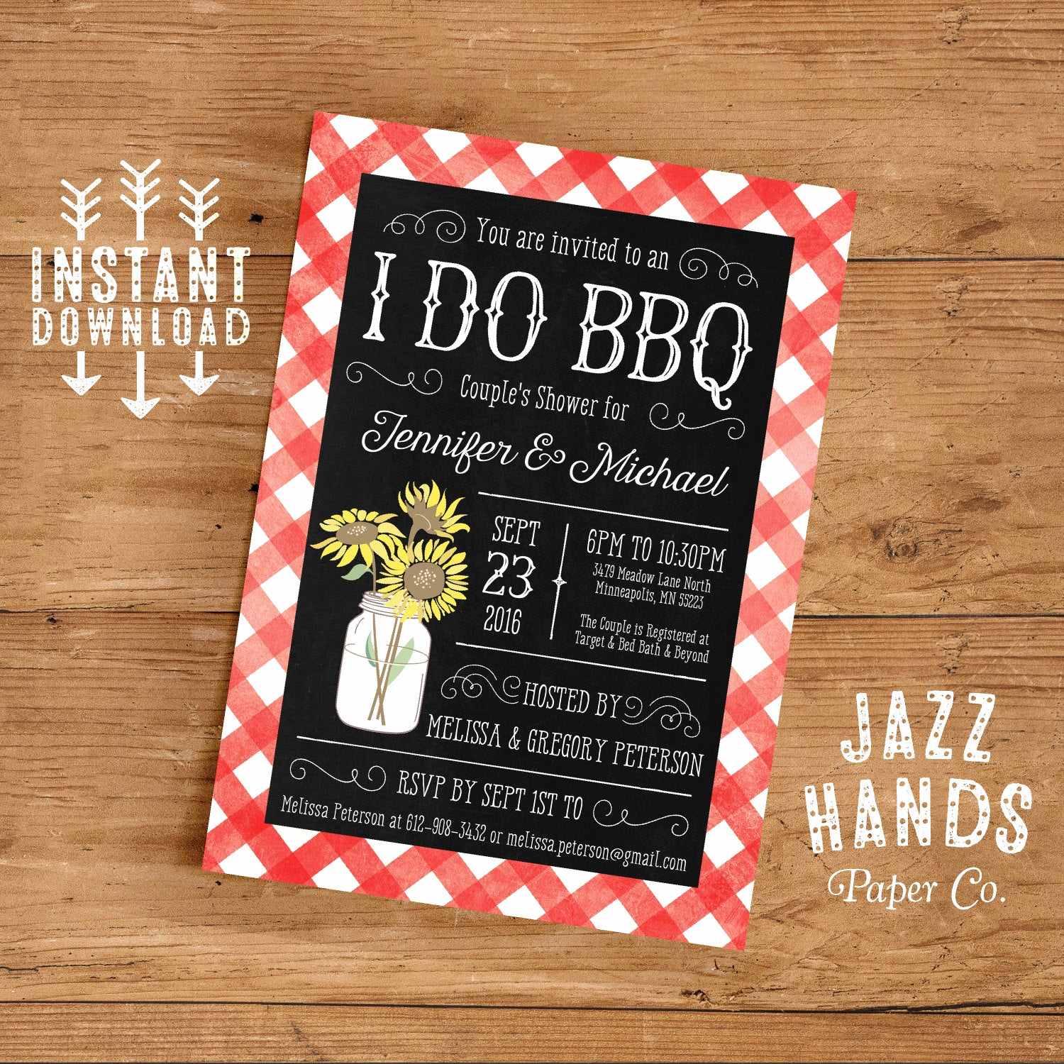 Couples Shower Invitation Templates Fresh Printable I Do Bbq Couples Shower Invitation Template Diy