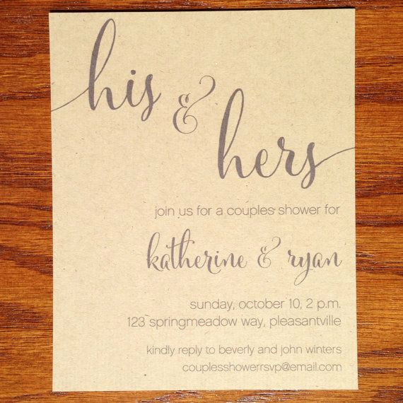 Couples Wedding Shower Invitation Wording Awesome Best 20 Couples Shower themes Ideas On Pinterest