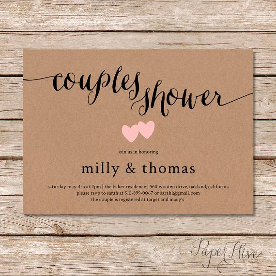 Couples Wedding Shower Invitation Wording Beautiful Best 25 Couple Wedding Showers Ideas On Pinterest