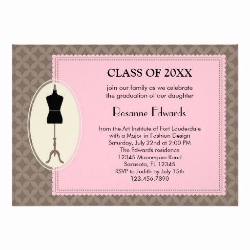 Create A Graduation Invitation Awesome Design My Own Graduation Invitations