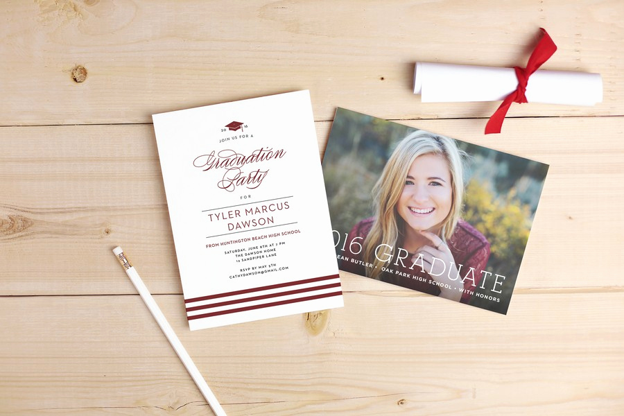 Create A Graduation Invitation Inspirational Create Graduation Party Invitations that Stand Out From