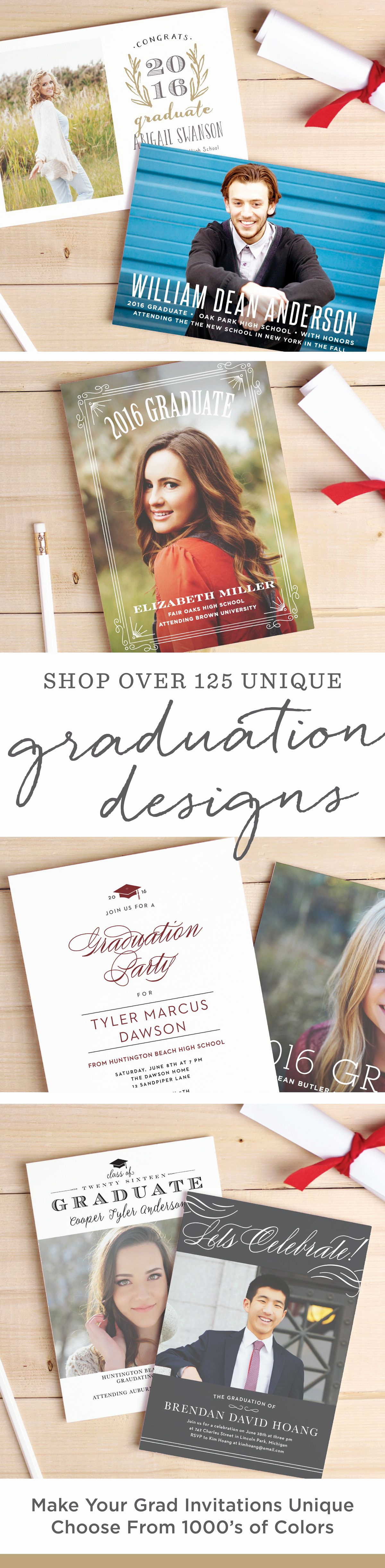 Create A Graduation Invitation Unique Make Finding the Perfect Graduation Invitation or