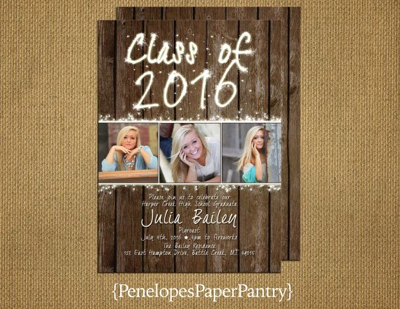 Creative Graduation Invitation Ideas Beautiful 1000 Ideas About Unique Graduation Invitations On