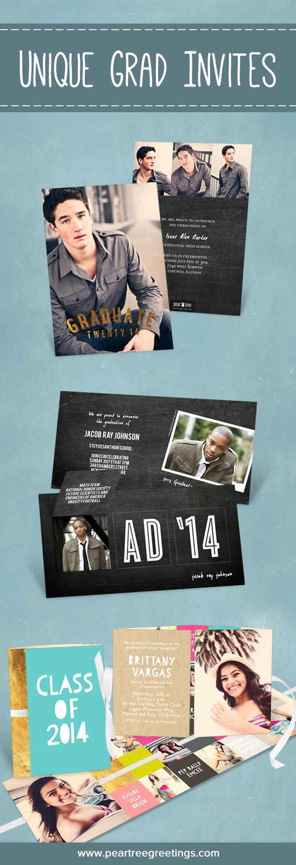 Creative Graduation Invitation Ideas Best Of Best 25 Unique Graduation Invitations Ideas On Pinterest