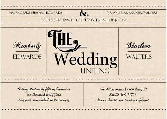 Creative Wedding Invitation Wording Awesome Creative Wedding Invitation Wording