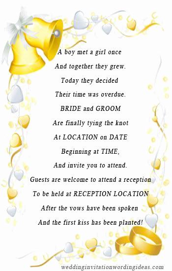 Creative Wedding Invitation Wording Best Of Unique Wedding Invitation Wording
