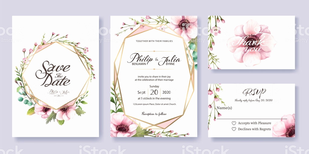 Credit Card Invitation Template Inspirational Wedding Invitation Save the Date Thank You Rsvp Card