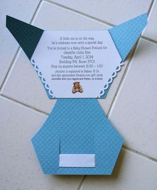 Cricut Baby Shower Invitation Ideas Elegant Tuesday Customer Spotlight Cricut Explore