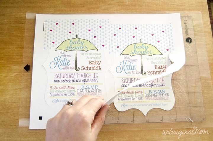 Cricut Baby Shower Invitation Ideas Lovely 17 Best Ideas About Wedding Invitations Silhouette On