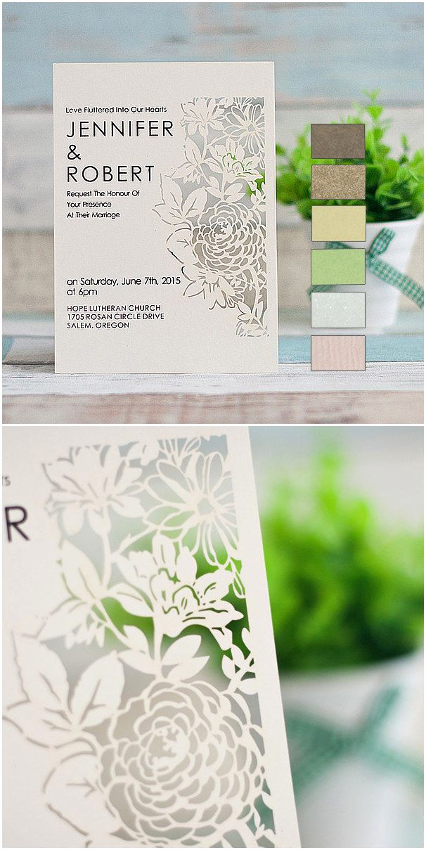 Cricut Wedding Invitation Ideas Awesome Best 25 Cricut Wedding Invitations Ideas On Pinterest