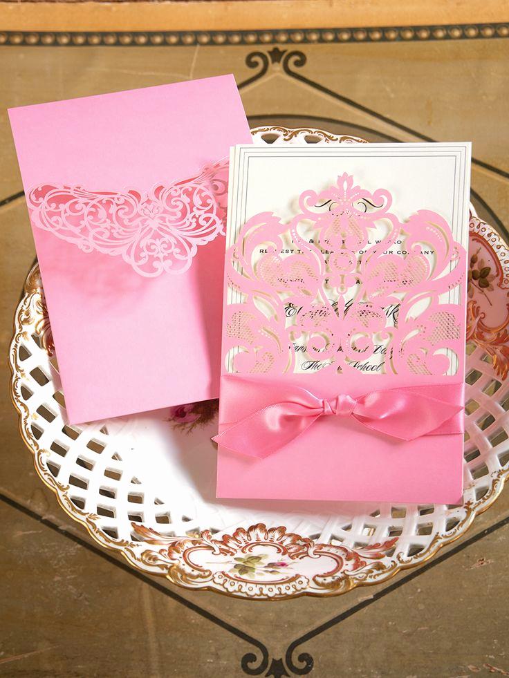 Cricut Wedding Invitation Ideas Inspirational Best 25 Cricut Invitations Ideas On Pinterest