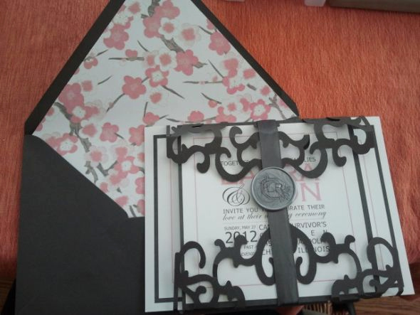 Cricut Wedding Invitation Ideas Lovely and who Says You Can T Diy Wedding Projects with Your Cricut
