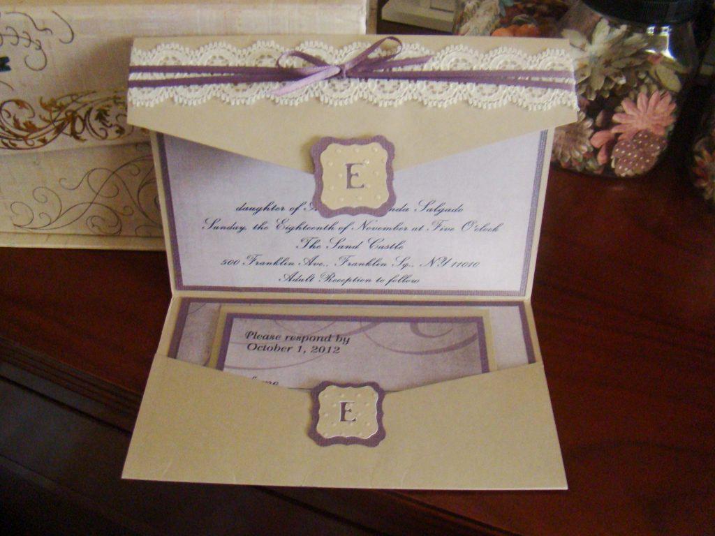 Cricut Wedding Invitation Ideas Unique Wedding Invitations Made with Cricut Cobypic