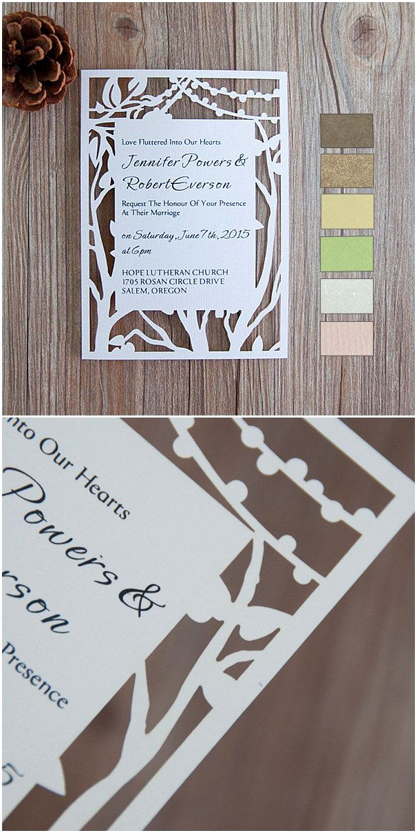 Cricut Wedding Invitation Templates Elegant Best 25 Cricut Wedding Invitations Ideas On Pinterest