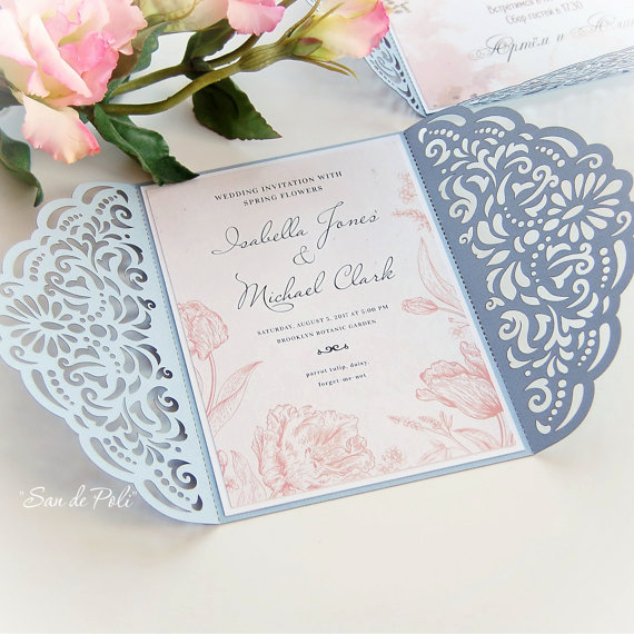 Cricut Wedding Invitation Templates Elegant Wedding Invitation Template Filigree Svg Dxf Cdr