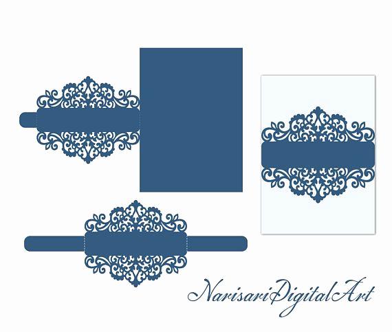 Cricut Wedding Invitation Templates Inspirational Best 20 Cricut Invitations Ideas On Pinterest