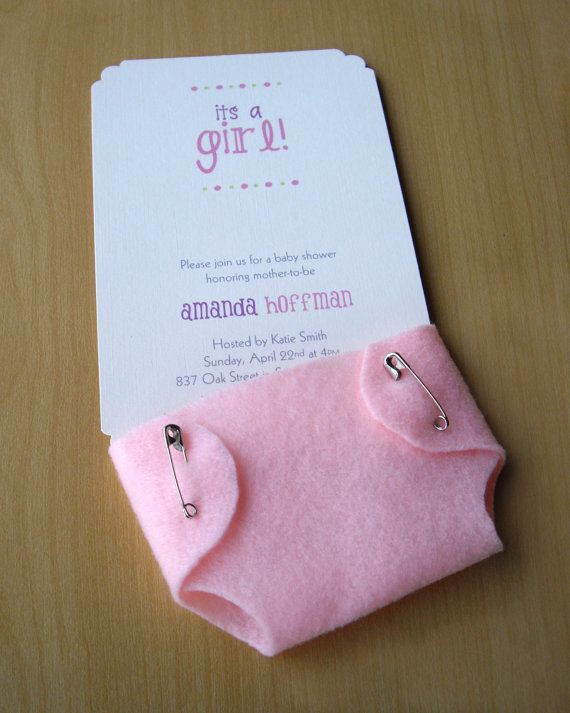 Cute Baby Shower Invitation Ideas New Diy Baby Shower Invitations Ideas to Make at Home