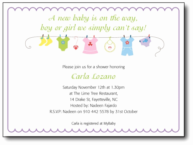 Cute Baby Shower Invitation Wording New Baby Shower Invitation Beautiful Cute Baby Shower How to
