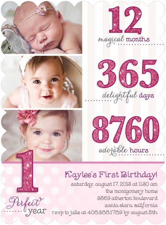 Cute Birthday Invitation Ideas Fresh Birthdays Cute Cards and 1st Birthday Invitations On