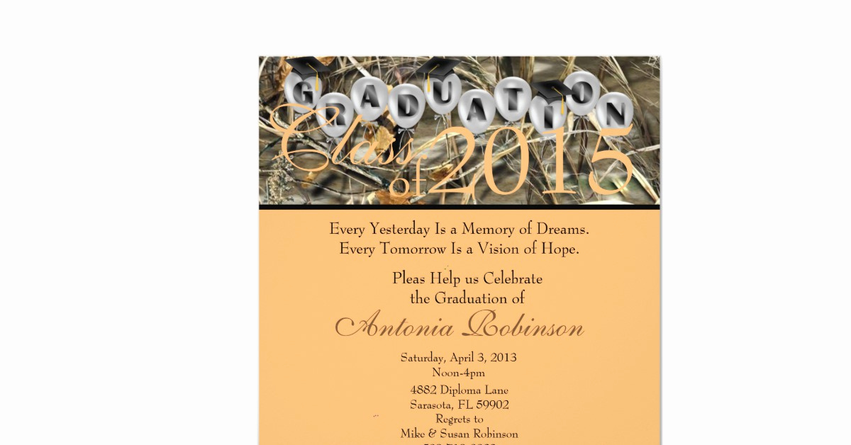 Cute Graduation Invitation Ideas Elegant Cute Elegant Graduation Announcement Invitation