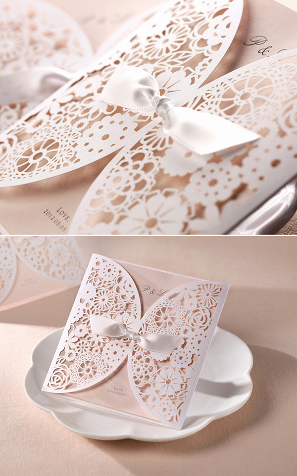 Cute Wedding Invitation Ideas New top 10 Laser Cute Elegant Wedding Invitations