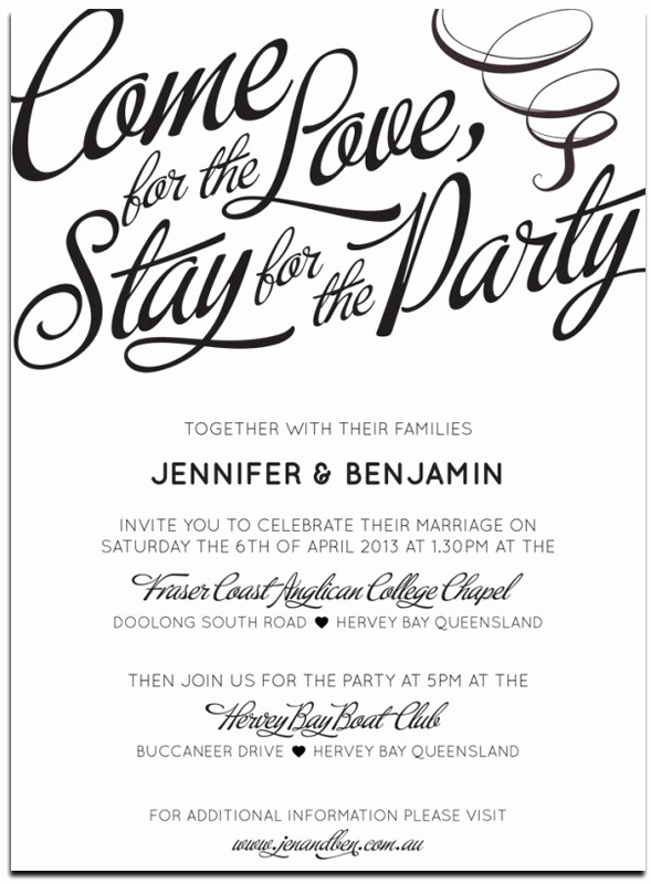 Cute Wedding Invitation Ideas Unique 20 Popular Wedding Invitation Wording & Diy Templates Ideas