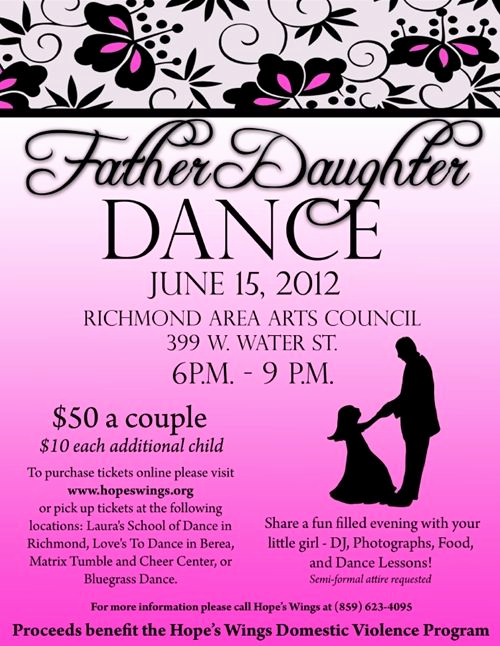 Daddy Daughter Dance Invitation Beautiful Princess Ball Party Ideas