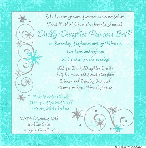 Daddy Daughter Dance Invitation New 31 Best Father Daughter Dance Promo Images On Pinterest