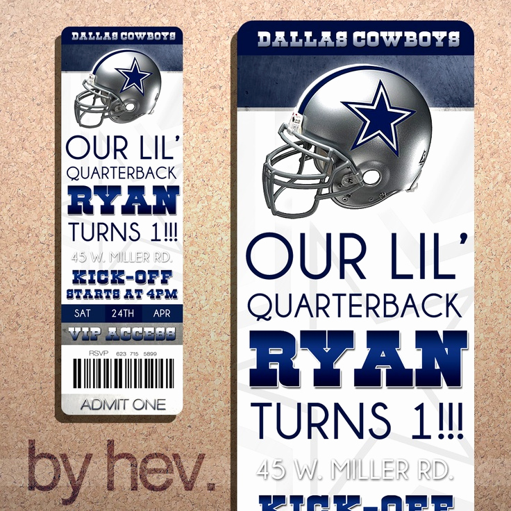 Dallas Cowboys Invitation Template Best Of 327 Best Images About Nfl Cowboys On Pinterest