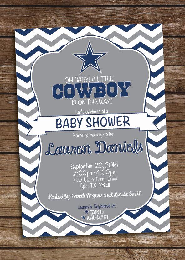 Dallas Cowboys Invitation Template Unique 25 Best Ideas About Dallas Cowboys Baby On Pinterest