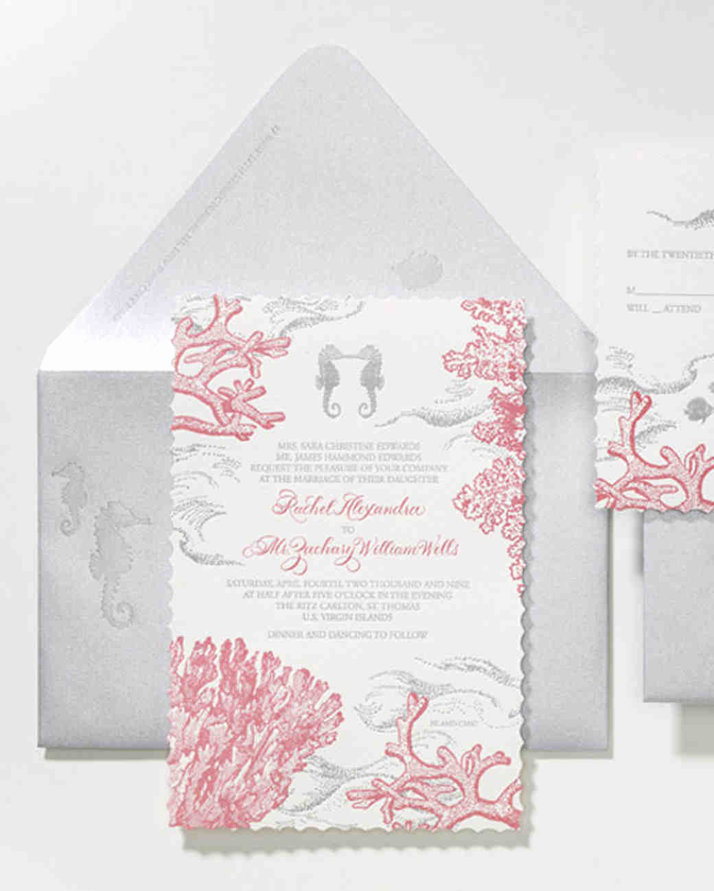Destination Wedding Invitation Ideas Awesome 38 Destination Wedding Invitations From Real Weddings