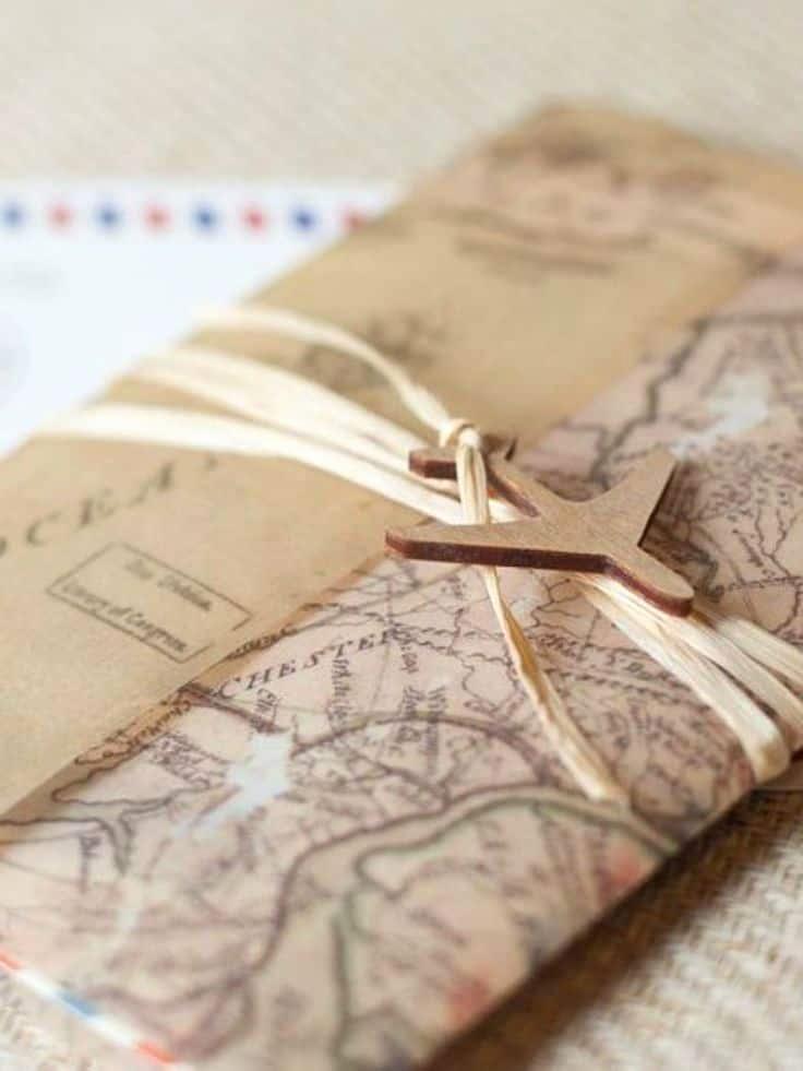 Destination Wedding Invitation Ideas New Un Mariage Autour Du Monde – Save the Deco