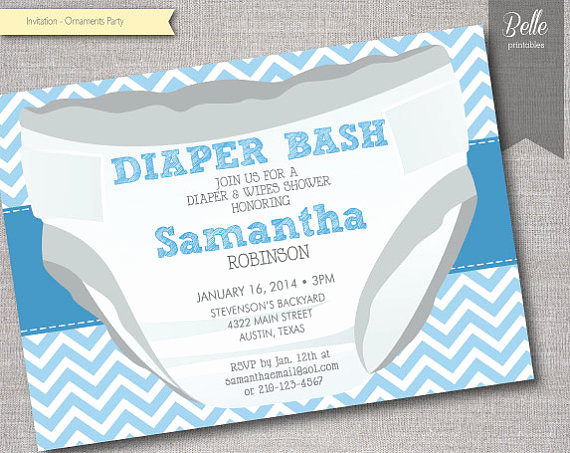 Diaper Baby Shower Invitation Templates Fresh 20 Great Baby Shower Wording Examples for Your Invitations