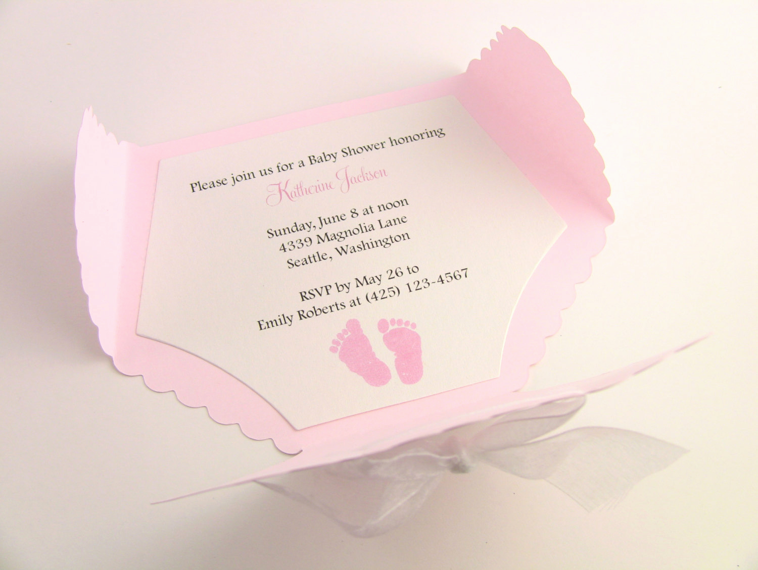 Diaper Baby Shower Invitation Templates Fresh Customize Any Color 10 Diaper Baby Shower Invitation Thank
