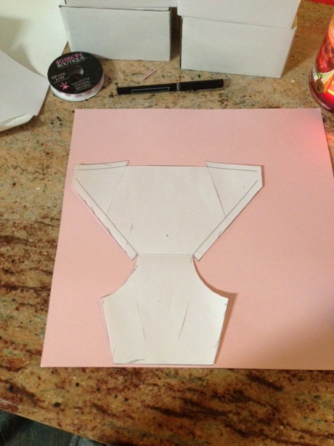 Diaper Invitation Cut Out Beautiful Diy Diaper Baby Shower Invites Wilker Do S