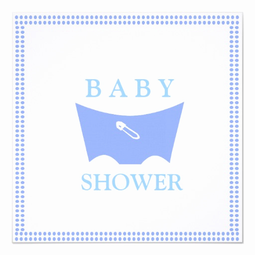 Diaper Invitation Cut Out Luxury Baby Shower Diaper Cut Out Invitation Blue