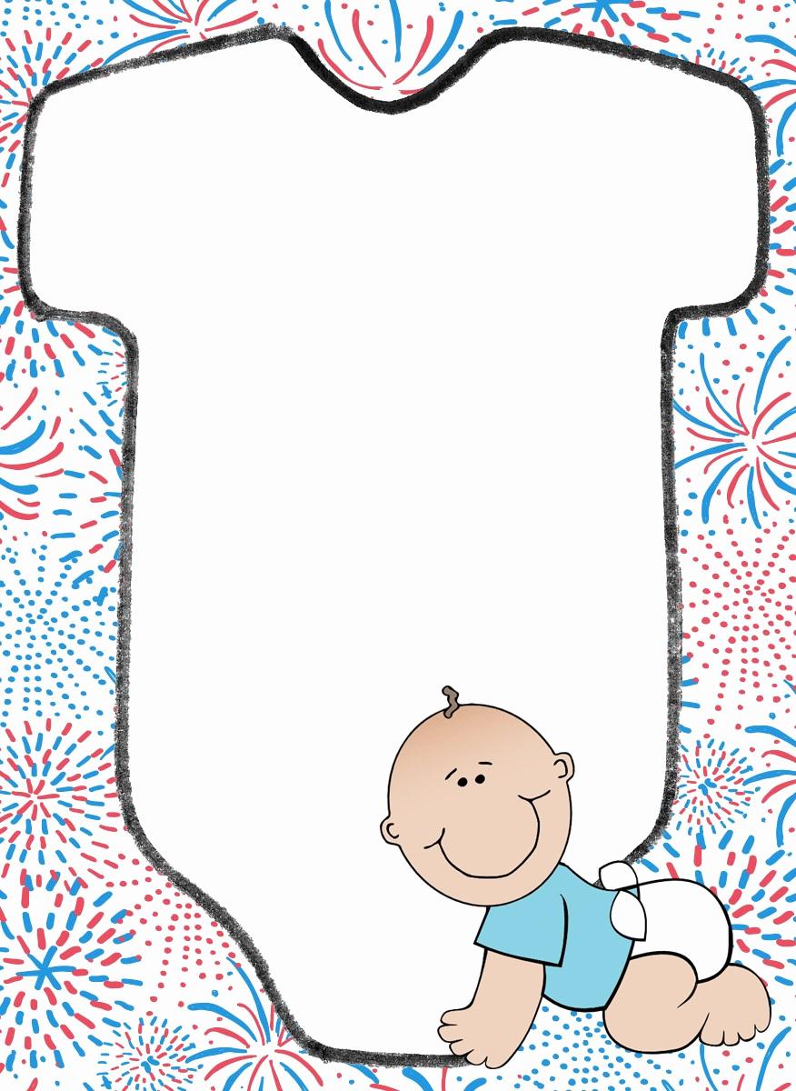 Diaper Invitation Template Printable New Diaper Party Invitations