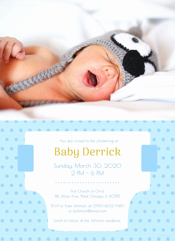 Diaper Party Invitation Template Best Of Diaper Invitation Template – 36 Free Psd Vector Eps Ai