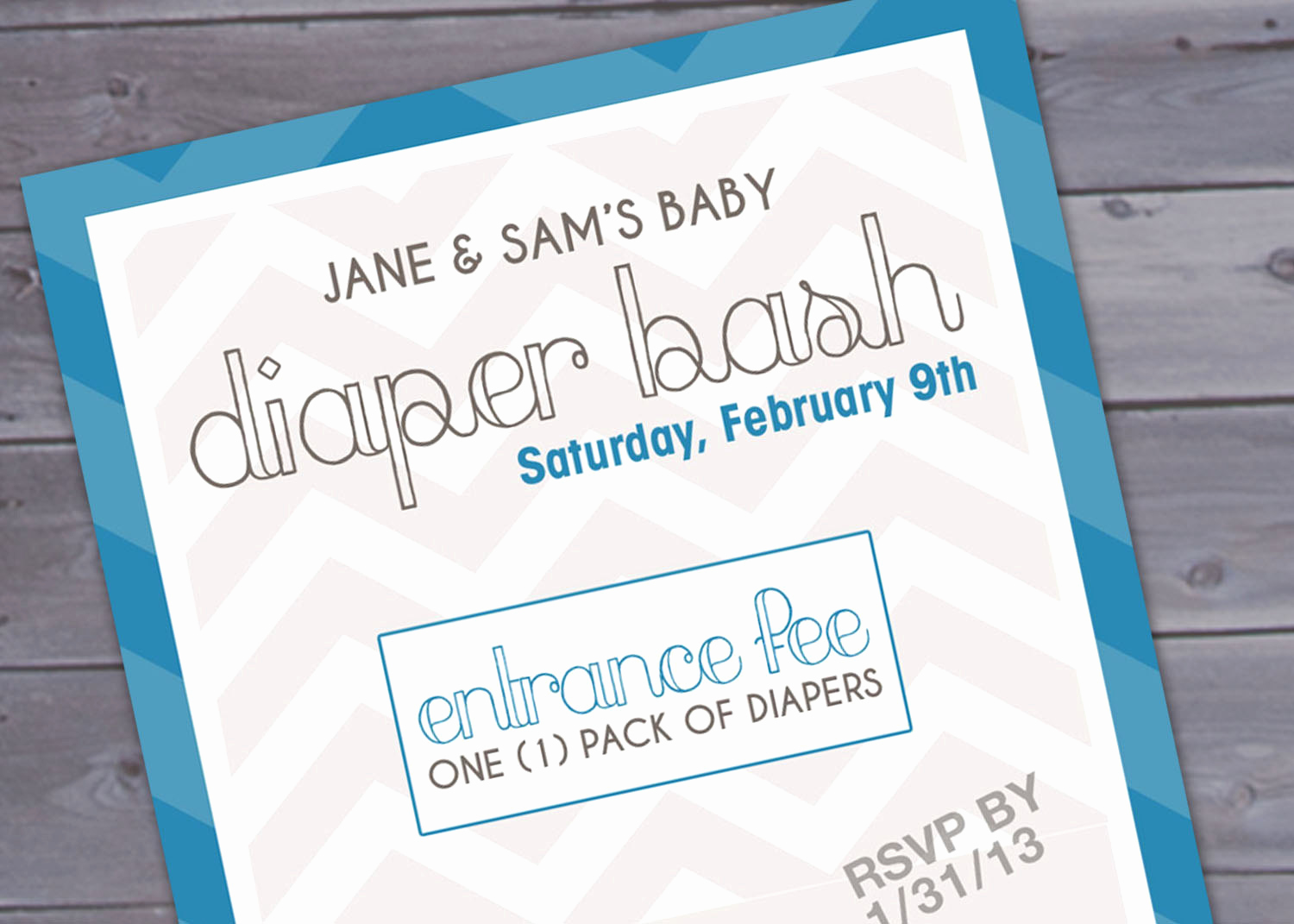 Diaper Party Invitation Templates Fresh Diaper Shower Invitation Templates