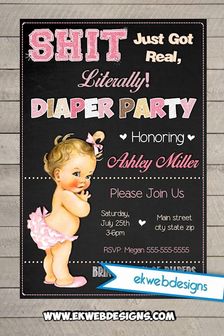 Diaper Party Invitation Wording Fresh Best 25 Diaper Shower Invitations Ideas On Pinterest