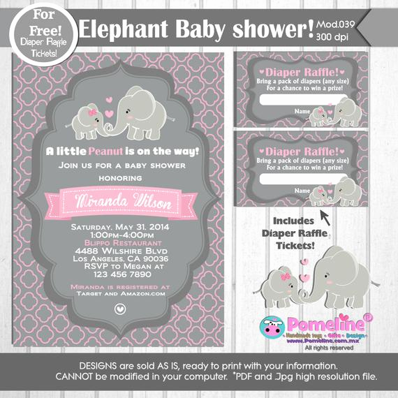 Diaper Raffle Wording On Invitation Inspirational Printable Duo Invitation and Diaper Raffle by Pomelinestudio