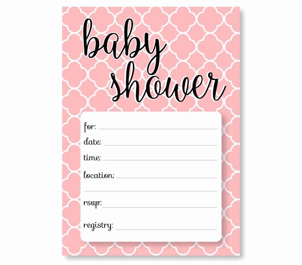 Diaper Shower Invitation Template Fresh Printable Baby Shower Invitation Templates Free Shower