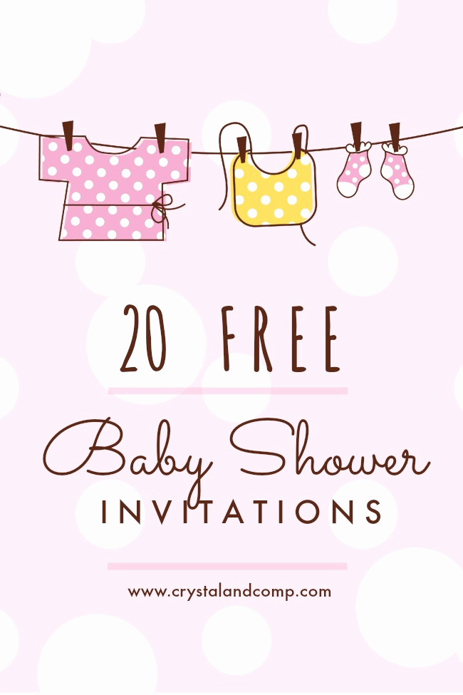 Diaper Shower Invitation Template New Printable Baby Shower Invitations