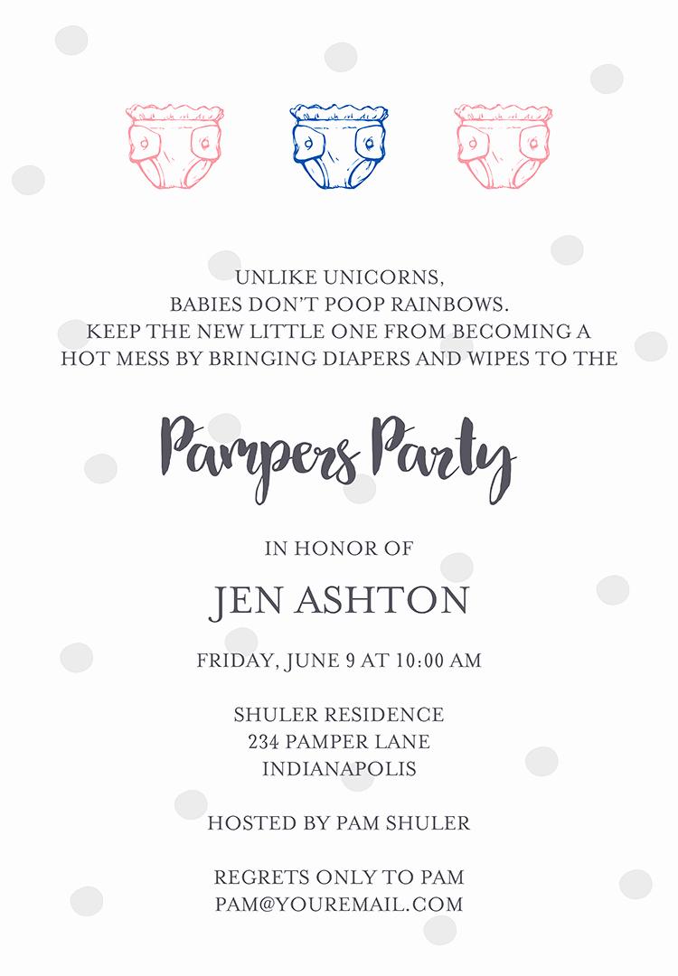 Diaper Shower Invitation Wording Inspirational 22 Baby Shower Invitation Wording Ideas
